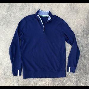 🏌️♂️🏌️♂️ Bobby Jones 1/4 zip sweater